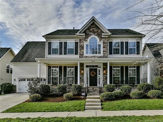 10608 Vanguard Parkway, Huntersville, NC 28078 (#3483893) :: Washburn Real Estate
