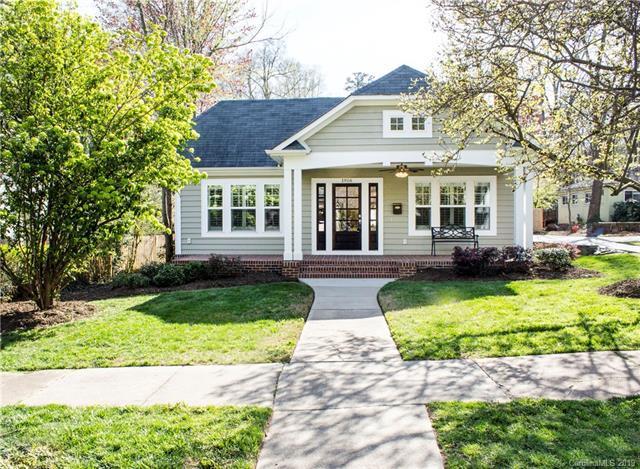 1916 Bay Street, Charlotte, NC 28204 (#3483952) :: Rinehart Realty