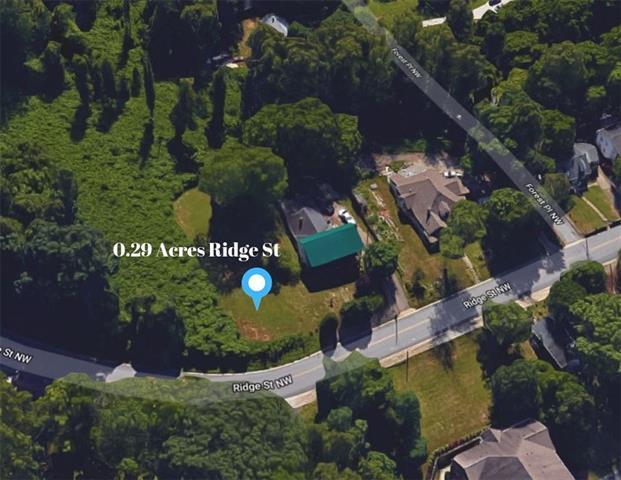 0.29 Acres Ridge Street, Lenoir, NC 28645 (#3484255) :: Exit Realty Vistas