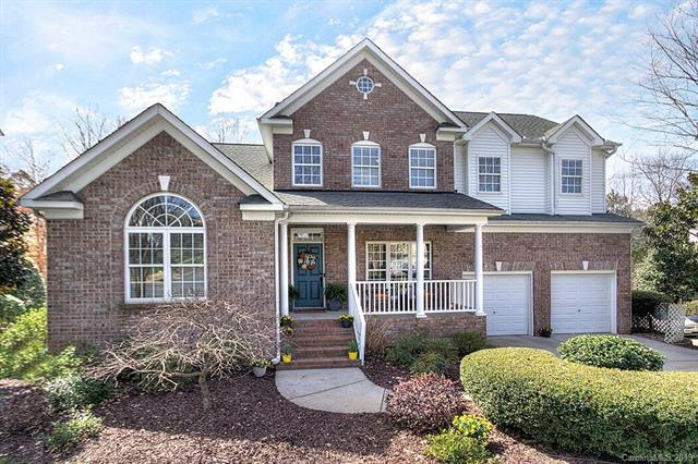 10205 Lafoy Drive, Huntersville, NC 28078 (#3484301) :: Exit Mountain Realty