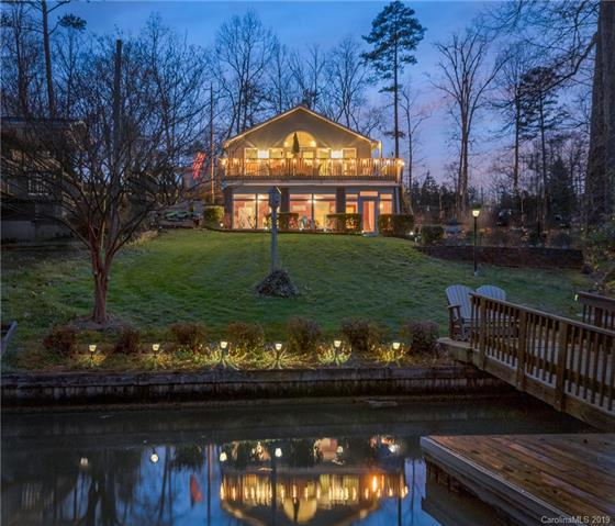 3560 Pinehaven Drive, New London, NC 28127 (#3484317) :: High Performance Real Estate Advisors