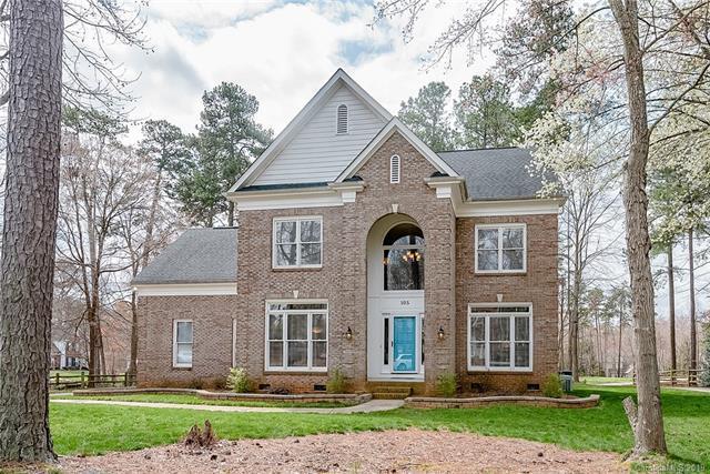 105 Lockerbie Lane, Mooresville, NC 28115 (#3484481) :: Cloninger Properties