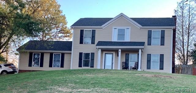 12501 Woodside Falls Road, Pineville, NC 28134 (#3484526) :: Carolina Real Estate Experts