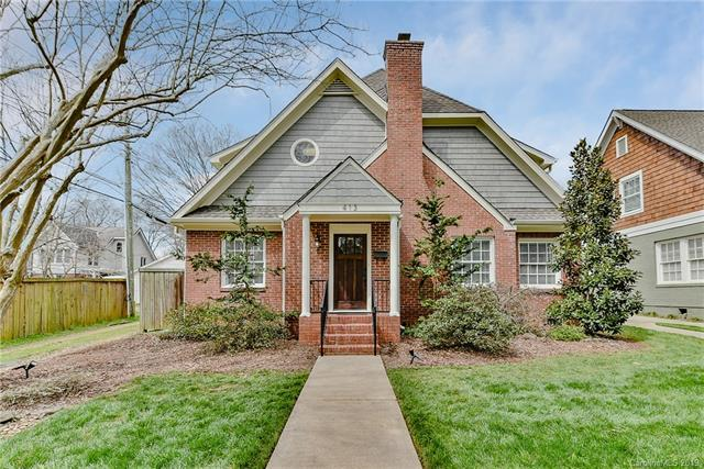 413 N Dotger Avenue, Charlotte, NC 28204 (#3484615) :: The Ann Rudd Group