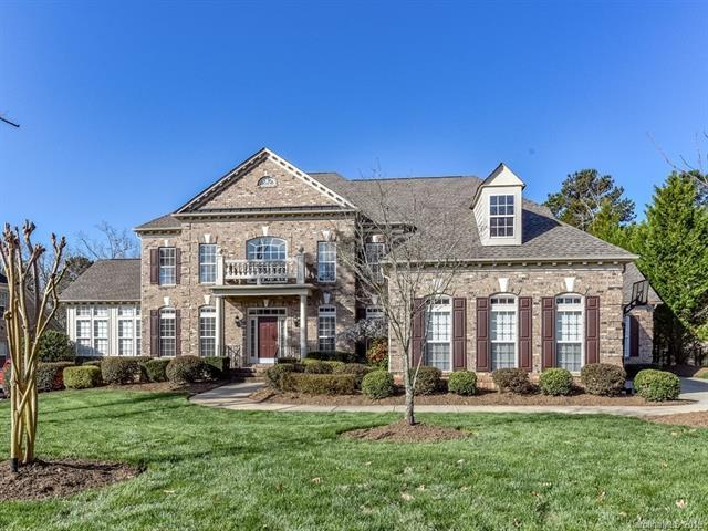 7403 Yellowhorn Trail, Waxhaw, NC 28173 (#3484634) :: MECA Realty, LLC