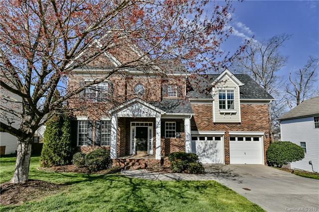 14806 Hawick Manor Lane, Pineville, NC 28134 (#3484693) :: Herg Group Charlotte