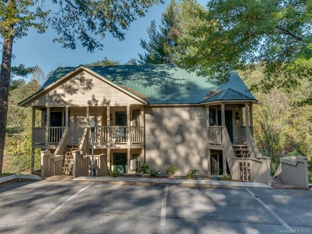 160 Whitney Boulevard #6, Lake Lure, NC 28746 (#3484853) :: Stephen Cooley Real Estate Group