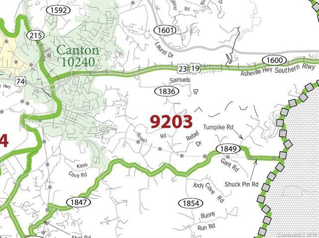 1969 Asheville Highway, Canton, NC 28716 (#3484889) :: Exit Mountain Realty