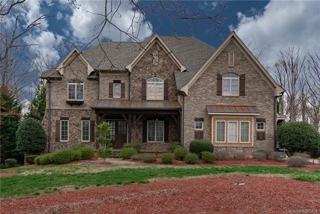 9805 Proud Clarion Court, Waxhaw, NC 28173 (#3484994) :: Exit Mountain Realty