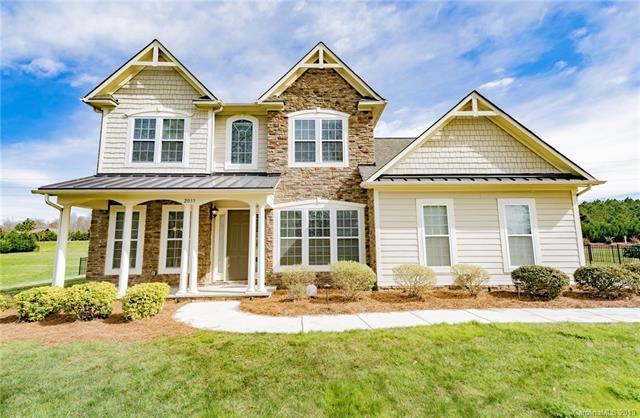 2033 Gloucester Street, Weddington, NC 28104 (#3484995) :: Rinehart Realty