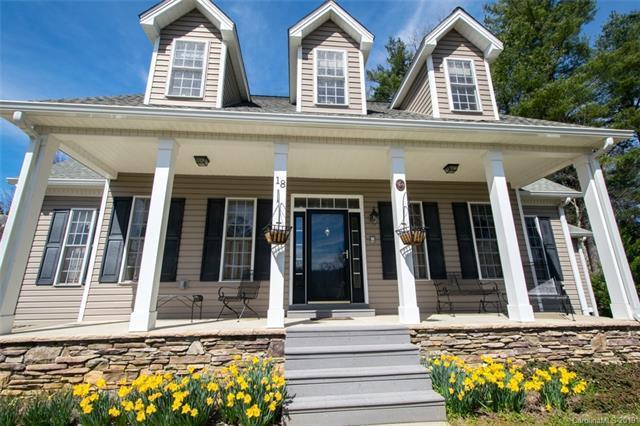 18 Bellariva Drive, Hendersonville, NC 28739 (#3485104) :: Johnson Property Group - Keller Williams