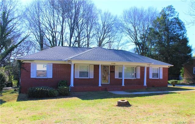 2503 Shaw Avenue #38, Gastonia, NC 28054 (#3485194) :: Odell Realty