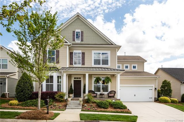 14806 Salem Ridge Road, Huntersville, NC 28078 (#3485210) :: Odell Realty