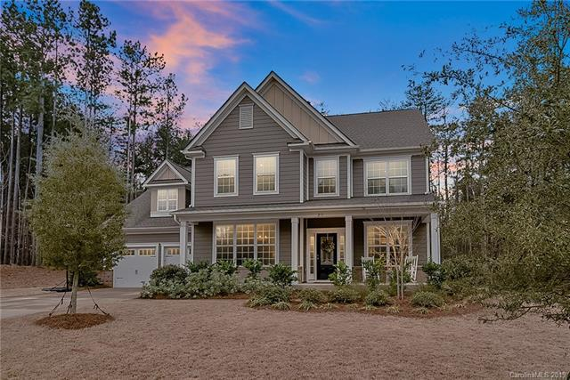 211 Forest Lake Boulevard, Mooresville, NC 28117 (#3485252) :: David Hoffman Group