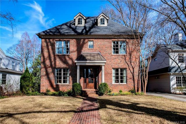 1341 Biltmore Drive, Charlotte, NC 28211 (#3485282) :: Stephen Cooley Real Estate Group