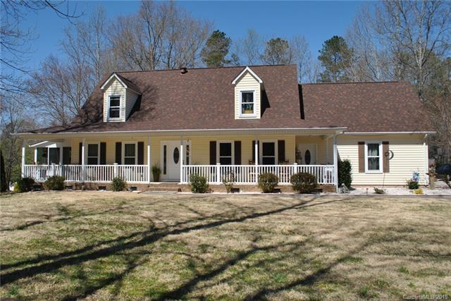 198 Willow Creek Drive, Stanfield, NC 28163 (#3485321) :: Keller Williams South Park