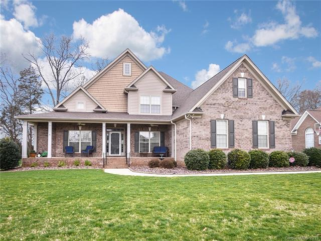 3012 Thorndale Road, Indian Trail, NC 28079 (#3485413) :: The Ann Rudd Group