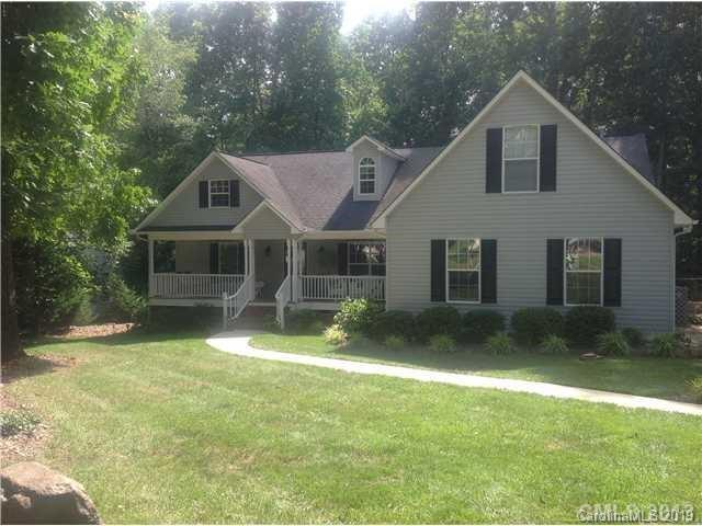 386 Maple Ridge Circle, Salisbury, NC 28147 (#3485521) :: Robert Greene Real Estate, Inc.
