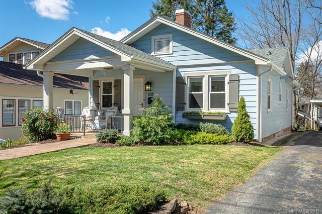 105 Norwood Avenue #68, Asheville, NC 28804 (#3485537) :: Rinehart Realty