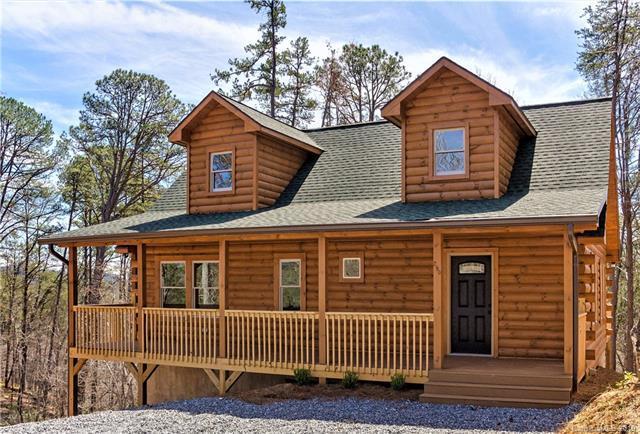 290 Lure Ridge Drive, Lake Lure, NC 28746 (#3485580) :: Caulder Realty and Land Co.