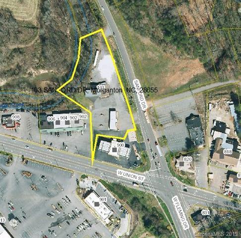 103 Sanford Drive, Morganton, NC 28655 (#3485606) :: Team Honeycutt