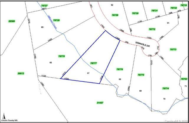 Lot 67 Seminole Drive #67, Maiden, NC 28650 (#3485614) :: MECA Realty, LLC