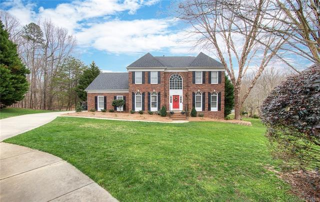 1605 Stevens Road, Matthews, NC 28105 (#3485684) :: Charlotte Home Experts