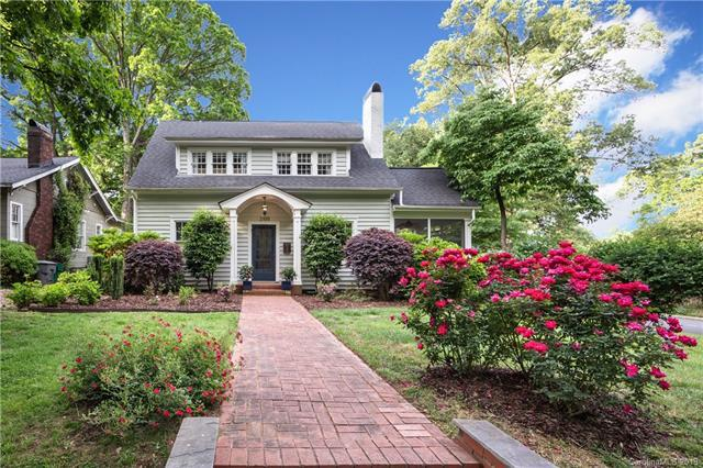2100 Midwood Place, Charlotte, NC 28205 (#3485705) :: RE/MAX RESULTS