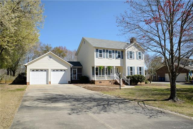 8724 Middleton Circle, Harrisburg, NC 28075 (#3485718) :: LePage Johnson Realty Group, LLC