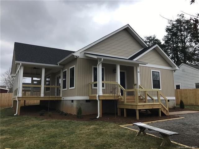 48 Onteora Boulevard #2, Asheville, NC 28803 (#3485881) :: Homes Charlotte