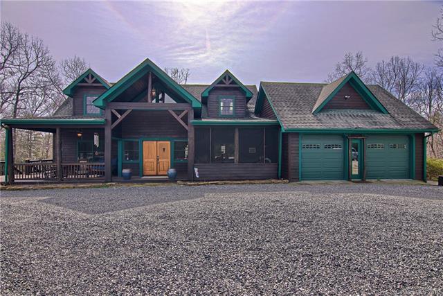 455 Weaver Creek Road, Brevard, NC 28712 (#3485925) :: Rinehart Realty