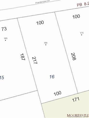 181 Ponderosa Circle #16, Mooresville, NC 28117 (#3486073) :: Homes Charlotte