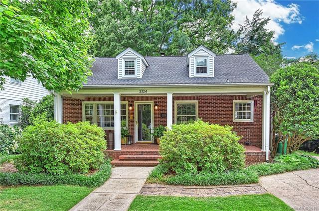 2324 E 5th Street, Charlotte, NC 28204 (#3486082) :: The Premier Team at RE/MAX Executive Realty