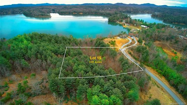 0000 Lake Crest Drive #15, Nebo, NC 28761 (#3486124) :: LePage Johnson Realty Group, LLC