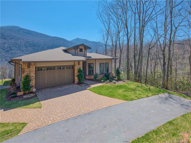 171 Plateau Drive #12, Maggie Valley, NC 28751 (#3486134) :: Johnson Property Group - Keller Williams