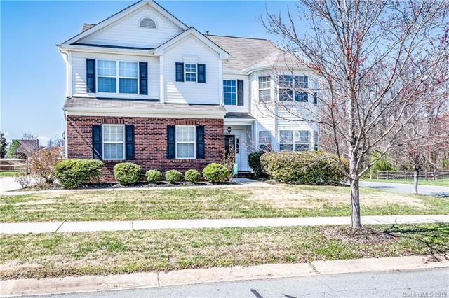 8604 Summer Serenade Drive, Huntersville, NC 28078 (#3486175) :: David Hoffman Group