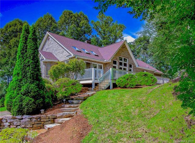 20 Cane Crest Circle, Fairview, NC 28730 (#3486270) :: Puffer Properties