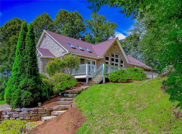 20 Cane Crest Circle, Fairview, NC 28730 (#3486273) :: Nest Realty