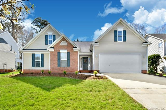 8624 Fox Tail Lane, Huntersville, NC 28078 (#3486349) :: David Hoffman Group