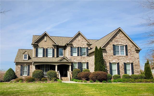 5013 Autumn Blossom Lane, Marvin, NC 28173 (#3486420) :: Scarlett Real Estate