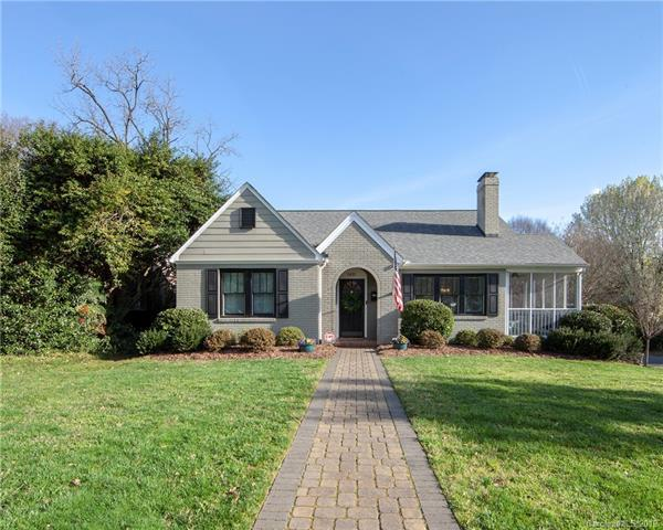2421 Belvedere Avenue, Charlotte, NC 28205 (#3486450) :: Stephen Cooley Real Estate Group