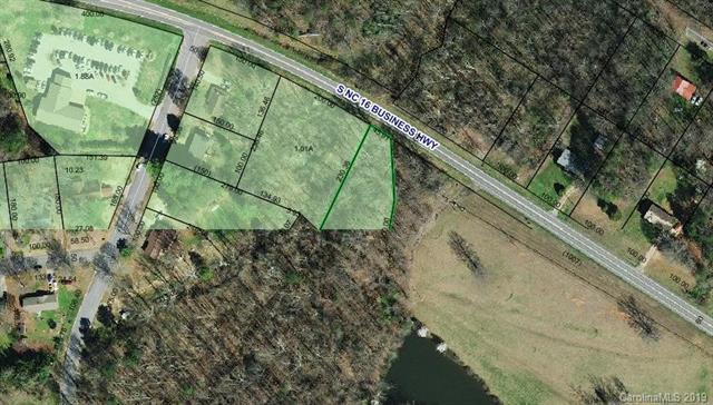 1471 Nc 16 Highway S, Newton, NC 28658 (MLS #3486464) :: RE/MAX Impact Realty