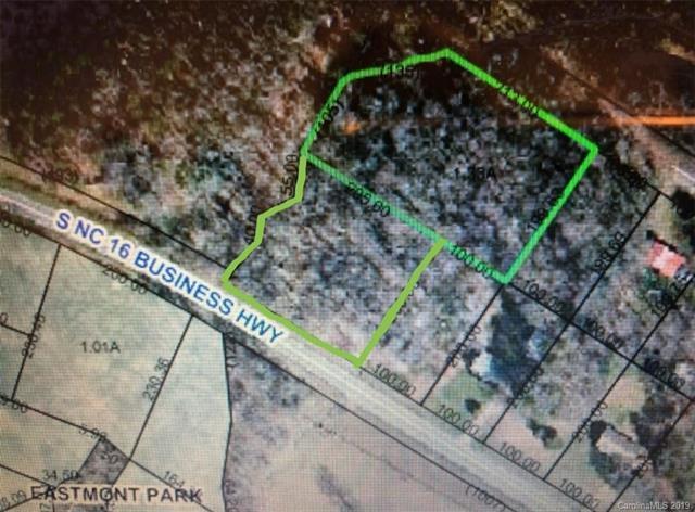 1516 Nc 16 Highway S 24/25, Newton, NC 28658 (MLS #3486534) :: RE/MAX Impact Realty