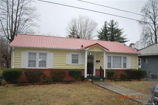 50 Euclid Avenue 4 & 5, Marion, NC 28752 (#3486557) :: Team Honeycutt