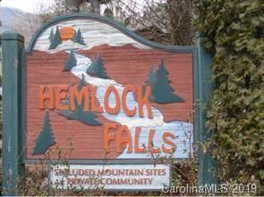 Lot 78 Phase 3 Hemlock Falls Road #78, Sylva, NC 28779 (#3486664) :: LePage Johnson Realty Group, LLC