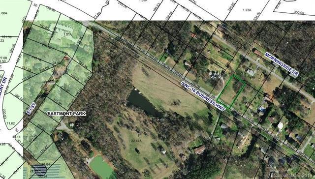0 Nc 16 Highway S, Newton, NC 28658 (MLS #3486679) :: RE/MAX Impact Realty
