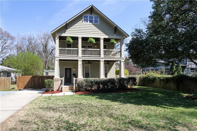 917 Anderson Street, Charlotte, NC 28205 (#3486683) :: Stephen Cooley Real Estate Group