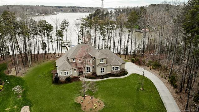 200 Timber Lake Drive, Troutman, NC 28166 (#3486709) :: Odell Realty