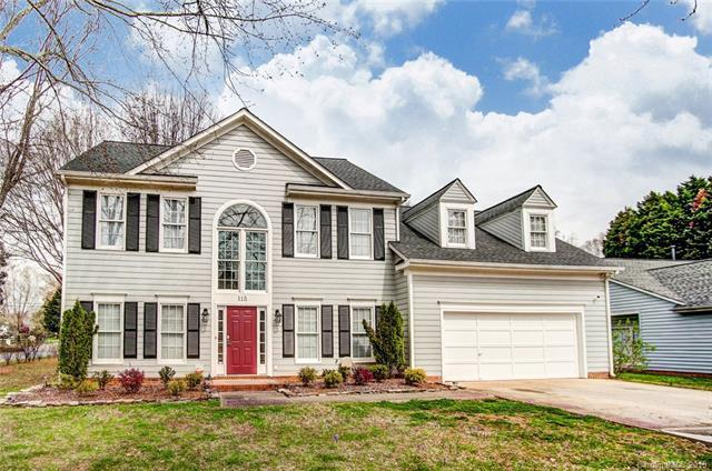 115 Southhaven Drive #56, Mooresville, NC 28117 (#3486809) :: Cloninger Properties
