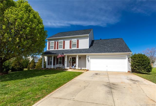 2403 Kings Farm Way, Indian Trail, NC 28079 (#3486856) :: The Premier Team at RE/MAX Executive Realty